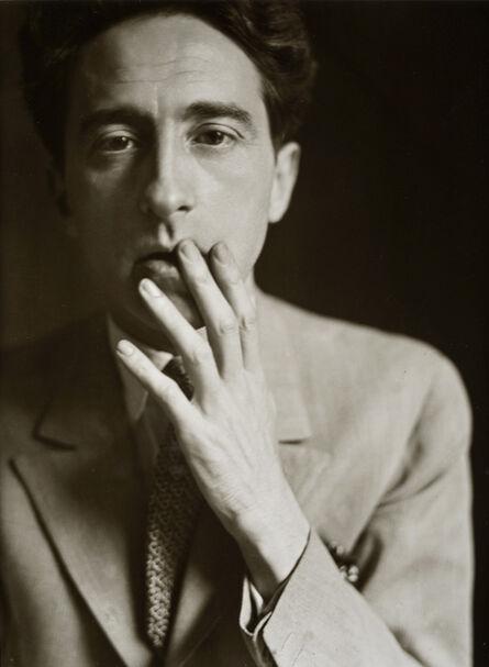 Germaine Krull, 'Jean Cocteau', 1929