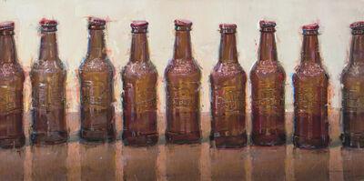 Dianne L. Massey Dunbar, 'Nine Bottles', 2015
