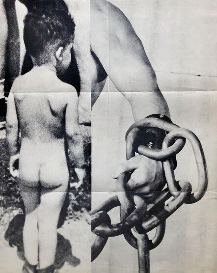 John Baldessari, 'John Baldessari 1987 exhibition poster (John Baldessari at Sonnabend 1987)', 1987