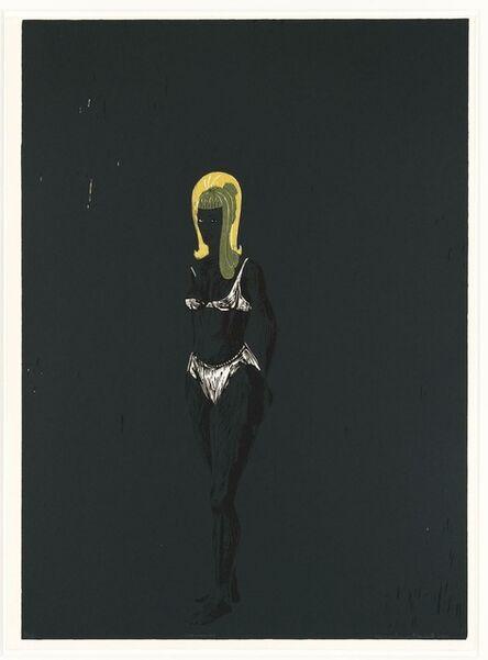 Kerry James Marshall, 'Supermodel', 2000