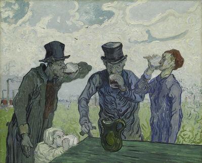 Vincent van Gogh, 'The Drinkers', 1890