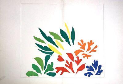 Henri Matisse, 'Acanthes', 1954