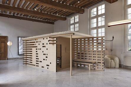 Shigeru Ban, 'PTH-02 Paper Tea House', 2006