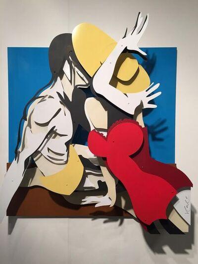 Michael Kalish, 'Kiss', 2021