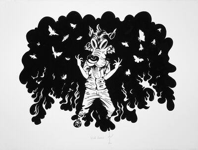 Victor Castillo, 'Wild Drums', 2014
