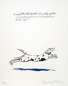 Raymond Pettibon, 'Untitled (Could That Be...)', 2018