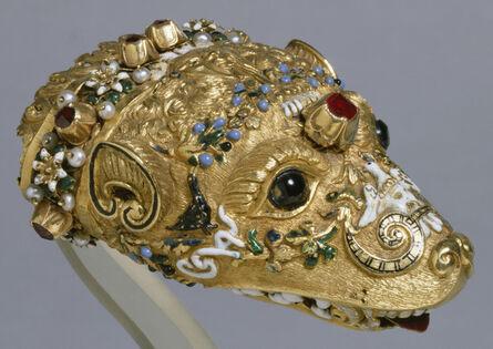 'Marten's Head ', ca. 1550-1559