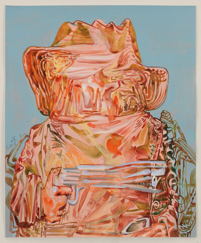 James Esber, 'Untitled (Pink Cowboy)', 2015