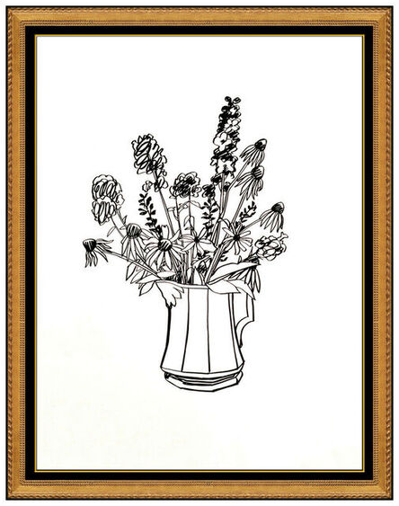 Tom Wesselmann, 'Country Bouquet', 1989