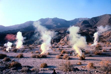Judy Chicago, 'Desert Atmosphere, Palm Desert, CA', 1969/2018