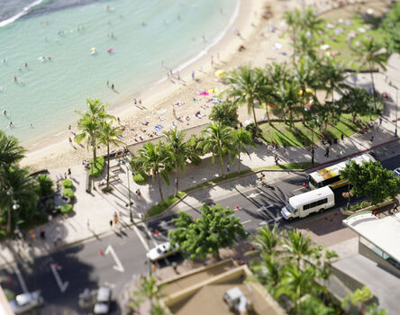 Naoki Honjo, 'Honolulu Hawaii U.S.A', 2005