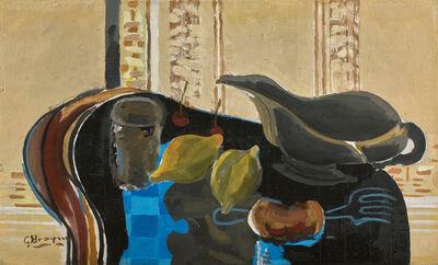 Georges Braque, 'La Saucière', 1942