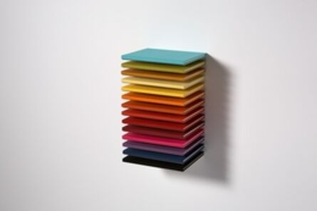 Fernanda Fragateiro, 'Colours Organized by Thoughts #2', 2014