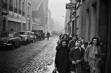 Johan van der Keuken, 'Paris', 1956-1956