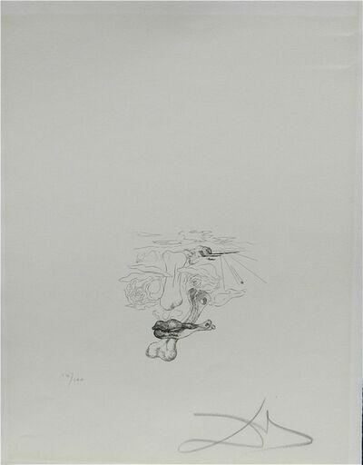 Salvador Dalí, 'Les Chants de Maldoror (Face)', 1934