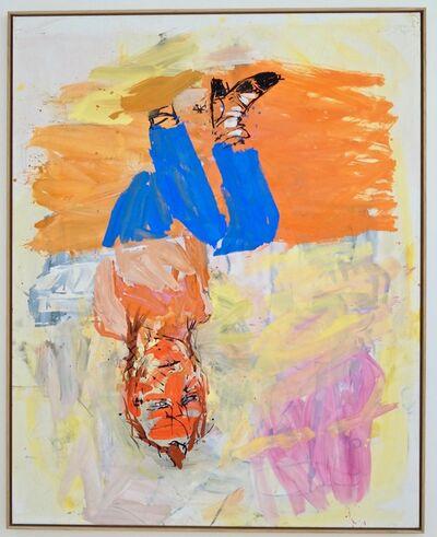 Georg Baselitz, 'Victory day', 2003