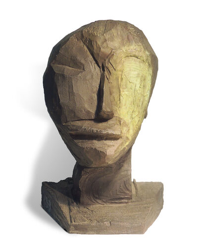 Dietrich Klinge, 'Kopf 144', 2001