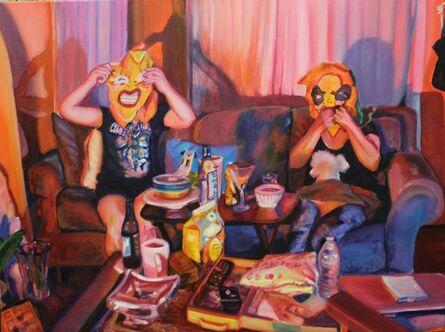 Krista Wright, 'Hot Bath, Cold Bath', 2020