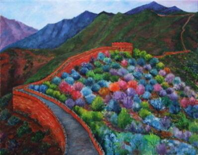 William Kelley, 'The Great Wall, Mutainyu', 2016