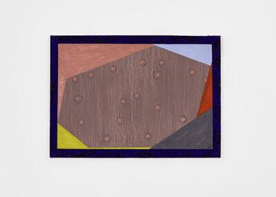 James hd Brown, 'Seven-sided Room Floor Plan VI', 2018