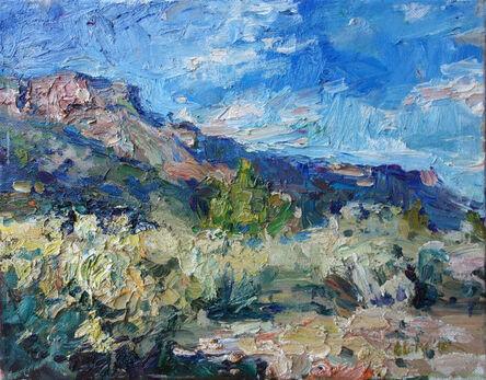 Ulrich Gleiter, 'Canyon Landscape', 2014