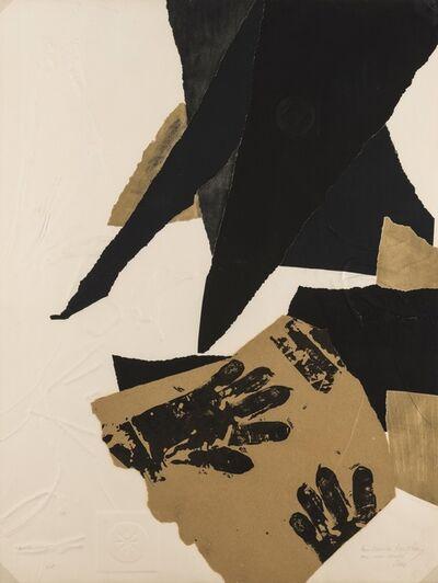 Antoni Clavé, 'Gants noirs et Ficelles (Passeron 311)', 1973