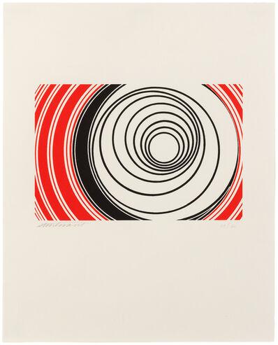 Sturtevant, 'Duchamp Triptych (a suite of three works)', 1998