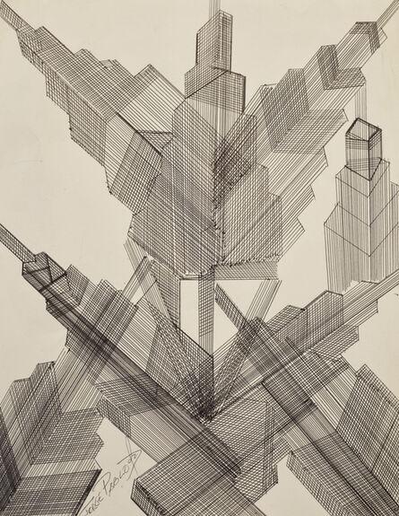 Jorge Pablo Hernandez, 'The Angel of Queens', 2017