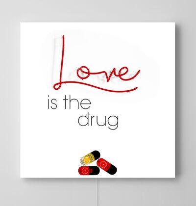 Keith Haynes, 'Love is the Drug', 2020