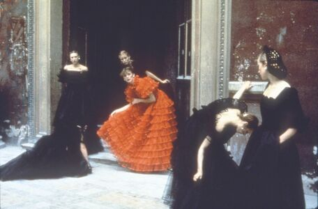 Deborah Turbeville, 'From the Valentino Collection', 1977