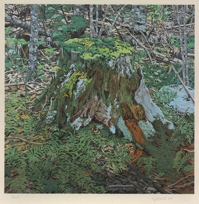 Neil G. Welliver, 'Stump', 2000