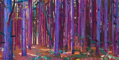 Charles Basham, 'PINE FIELD, GLEN ARBOR', 2016