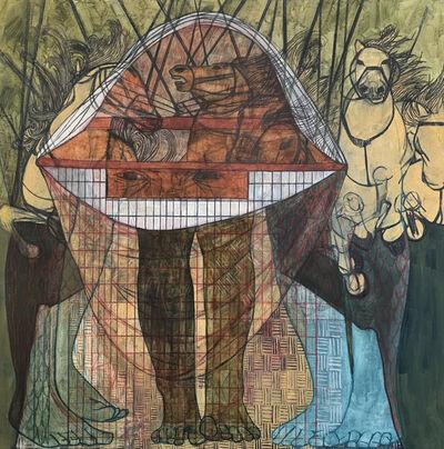 Pamela Phatsimo Sunstrum, 'Gallop', 2020