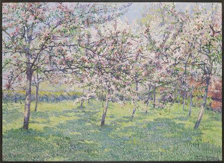 Juliette Wytsman, 'Cerisiers en fleur', 1929