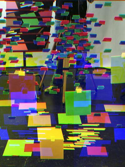 Akihiko Miyoshi, 'Abstract Photographs (101911a)', 2011