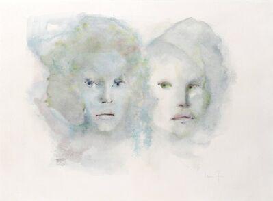 Leonor Fini, 'Two Faces', circa 1970