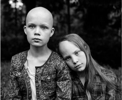 Nelli Palomäki, 'Aino and Saima', 2016-2017