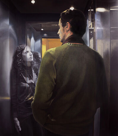 Salvatore Alessi, 'Persistent Traces', 2019