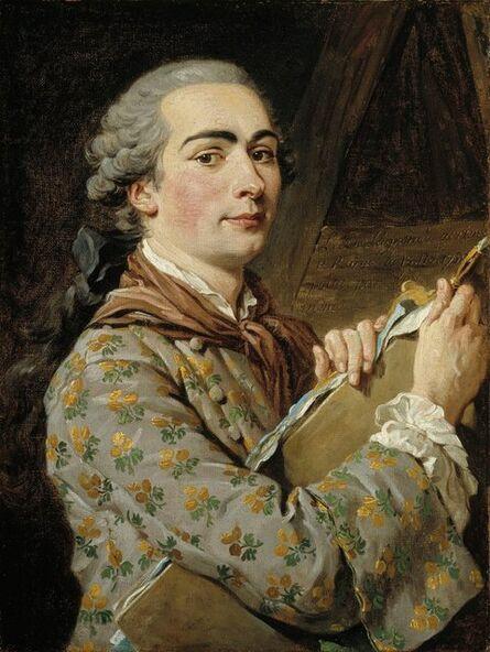 Louis-Jean-François Lagrenée, 'Autoportrait (Self-portrait)', 1750-1759