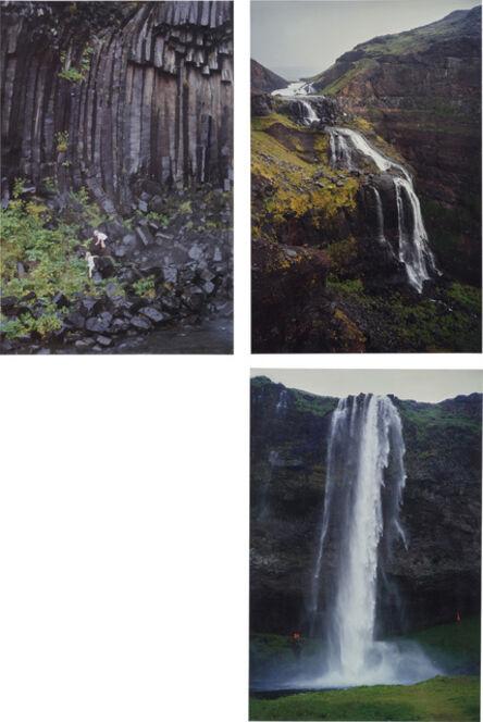 Olafur Eliasson, 'Three works: Untitled', i) 1996, ii) 1997, iii) 1996