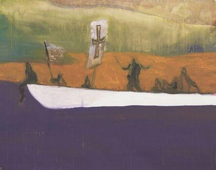 Peter Doig, 'Canoe', 2008