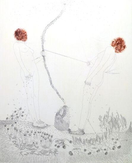 Tamara Ferioli, 'Impermanence Of Linear Relations', 2013