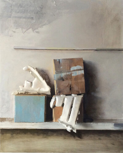 Jenny Brillhart, 'Stacked', 2015