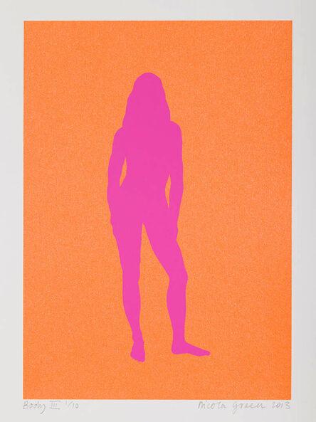 Nicola Green, 'Body III', 2013