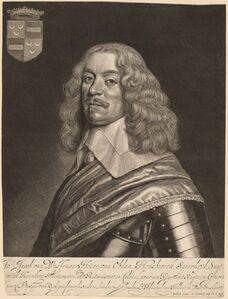 Jonas Suyderhoff after Gerrit van Honthorst, 'Jacob van Wassenaer van Obdam'