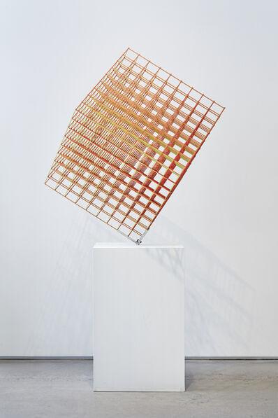Alois Kronschlaeger, 'Multicolored Cube Configuration #2', 2015