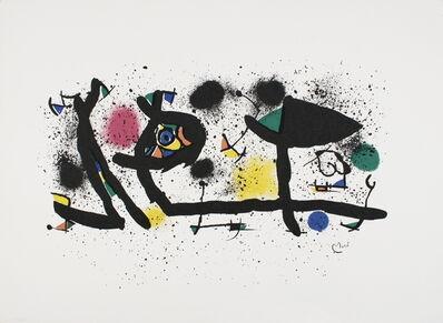 Joan Miró, 'Sculpture', (Date unknown)