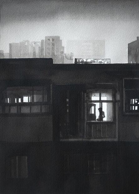 Radenko Milak, 'Neighbors 2', 2021