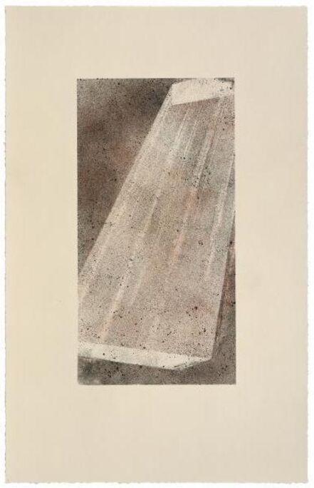 Ed Ruscha, 'Bolt II', 1998