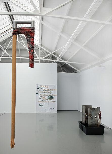 Olga Balema, 'Arm and legging', 2013
